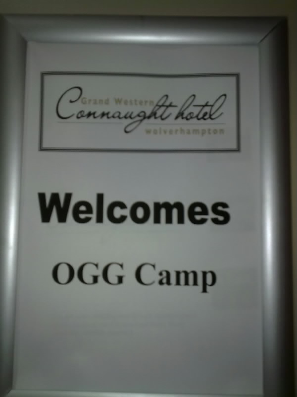 The Connaught Hotel Welcomes OggCamp